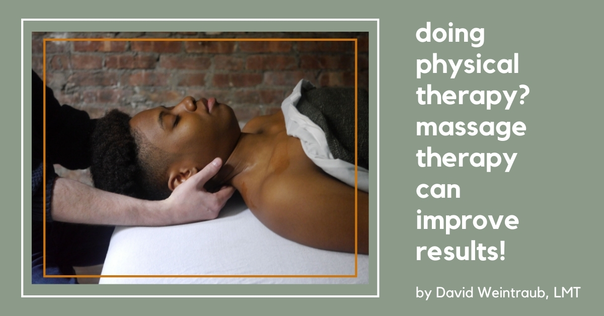physical therapy and massage therapy