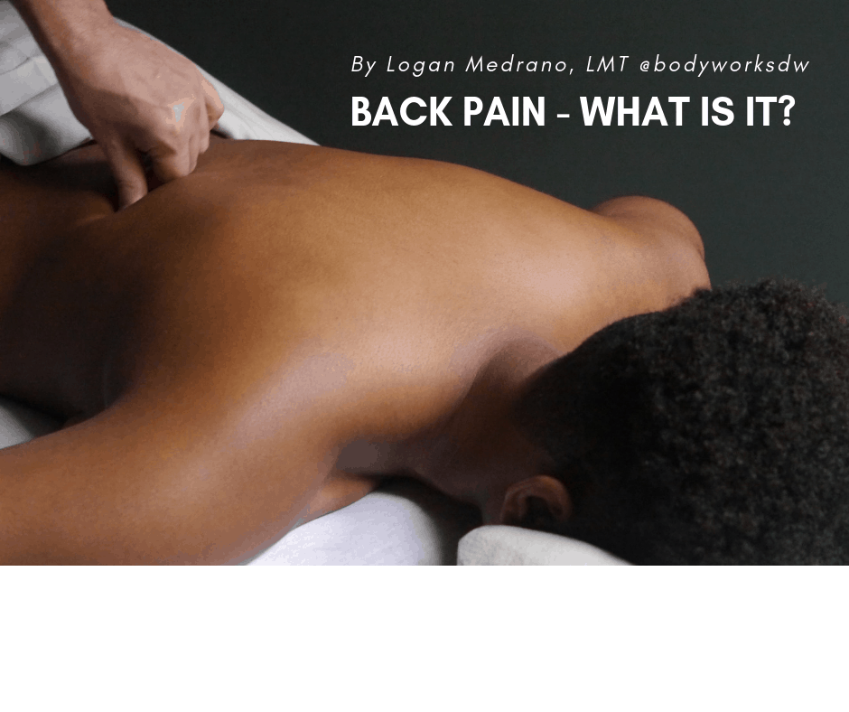 Back Pain Massage @ Bodyworks DW by Logan Medrano LMT - back pain massage midtown - back pain massage new york