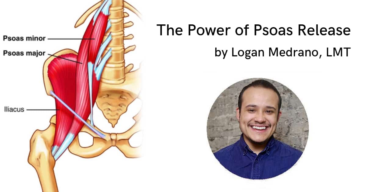 The Power in Psoas Release, by Logan Medrano