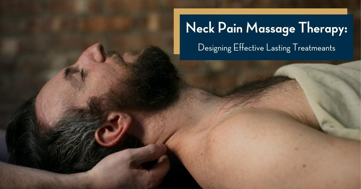 Neck Pain Massage Therapy @ Bodyworks DW