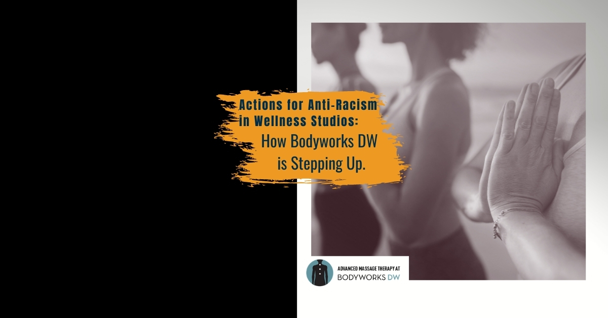 anti racism in wellness studios