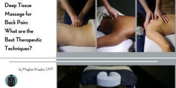 Deep Tissue Massage for Back Pain: What are the Best Therapeutic Techniques?
