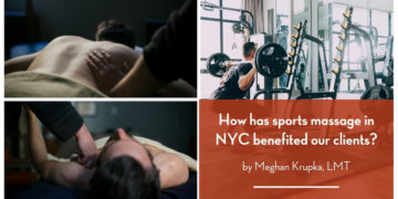 How has sports massage in NYC benefited our clients? Part 1: Massage for Crossfit Injuries